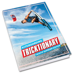 Kiteboading Trictionary Book