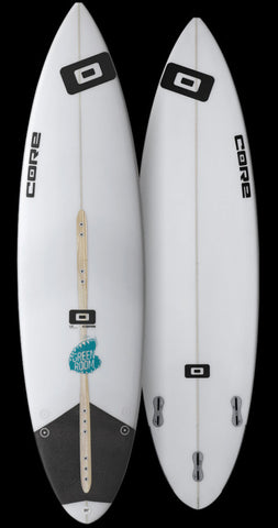 Core Green Room WaveSurf Kiteboard