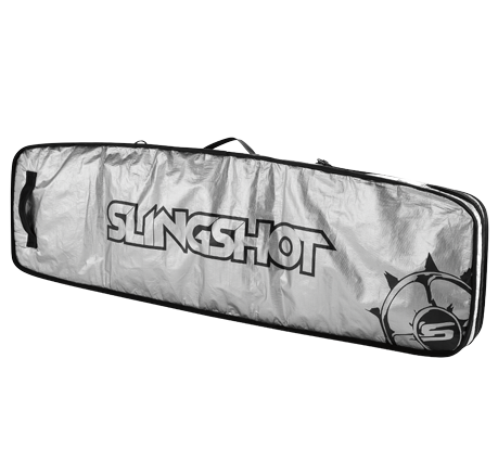 Slingshot twin tip board carry bag 147 twin tip kitesurf bag