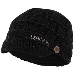 Dakine Audrey Ladies Black Beanie