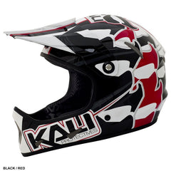 KALI AVATAR CARBON COMPOSITE HELMET MOUNTAIN BIKE FULL FACE MASK GRAPHIC