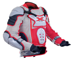 Trick-X Compression vest impact top armour jack and spine protector