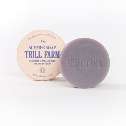SUMMER LAVENDER SOAP, 115g