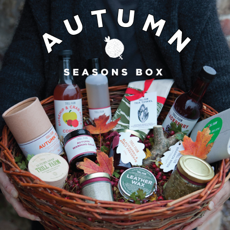 TRILL SEASONS BOX: AUTUMN 2016