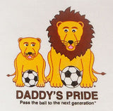 rararo-onesie-lion-soccer-white-close-up