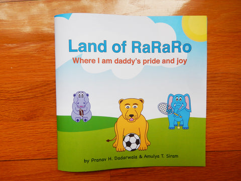 Land of RaRaRo: Where I am daddy's pride and joy