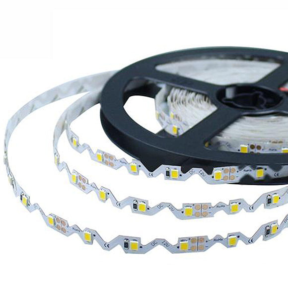"Striscia Led a Forma ""S"" SMD 2835 5M 12V IP22"