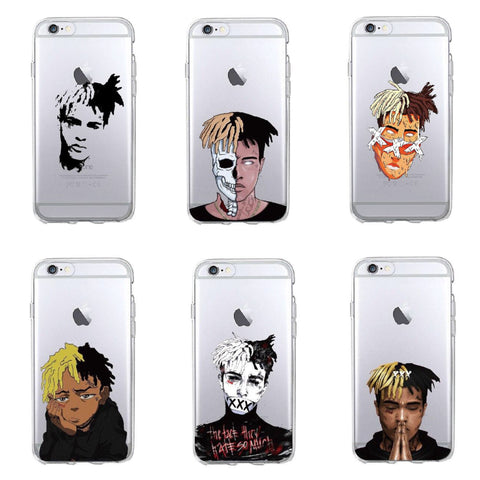 COQUE IPHONE - XxxTENTACION