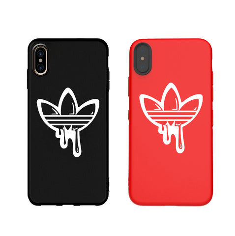 COQUE IPHONE - STYLE ADIDAS