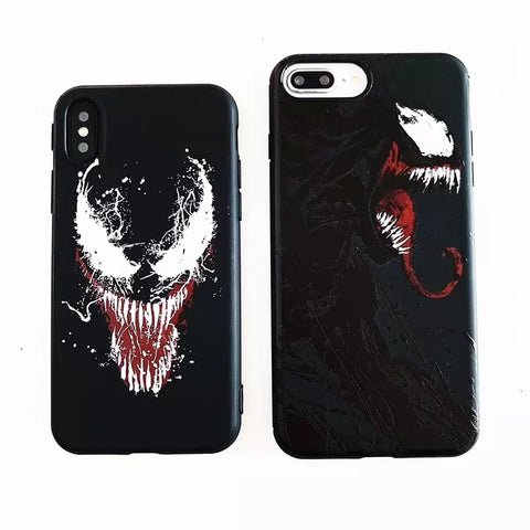 COQUE IPHONE - VENOM