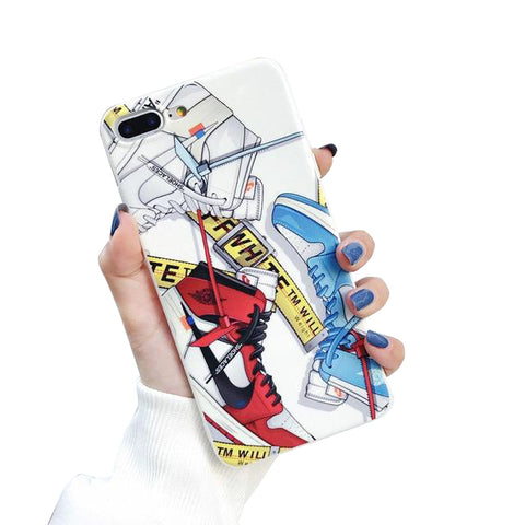 COQUE IPHONE - SNEAKERS