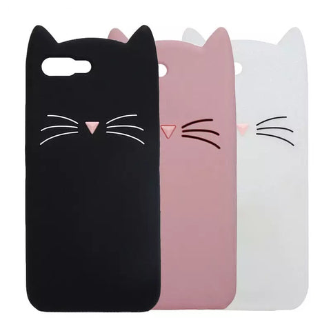 COQUE IPHONE - CHAT