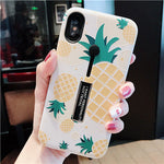 COQUE IPHONE - LUXEO FRUIT