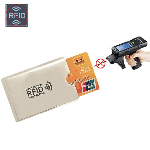 PROTECTION CARTE BANCAIRE SANS CONTACT