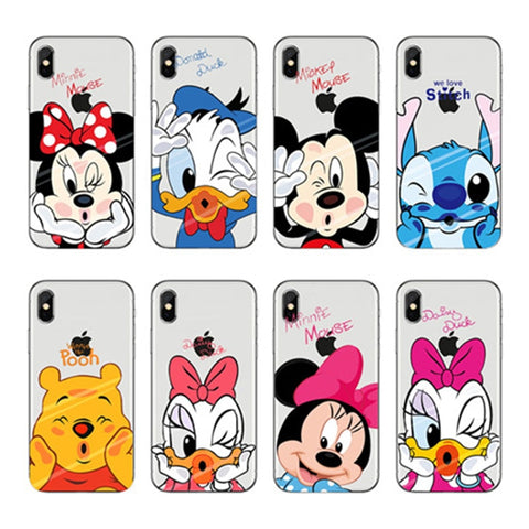 COQUE IPHONE - MICKEY