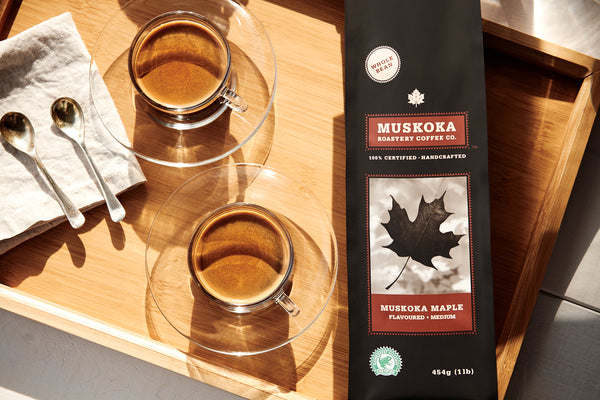 100% All Natural Muskoka Maple