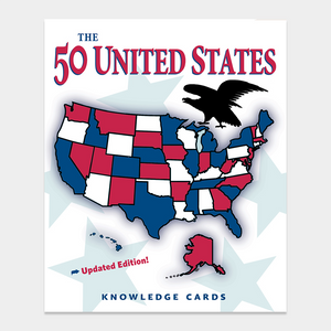 The 50 United States Quiz Deck