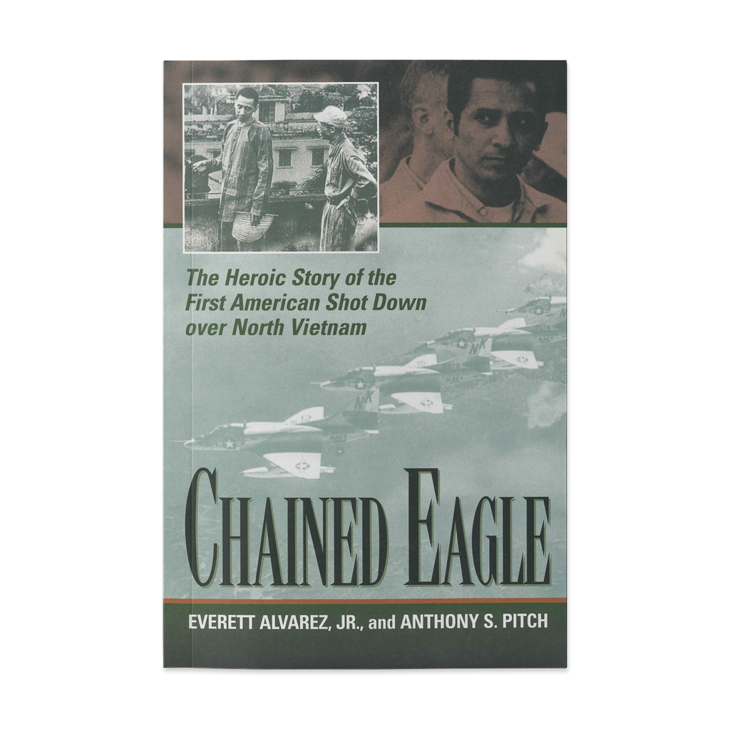 Chained Eagle - Signed