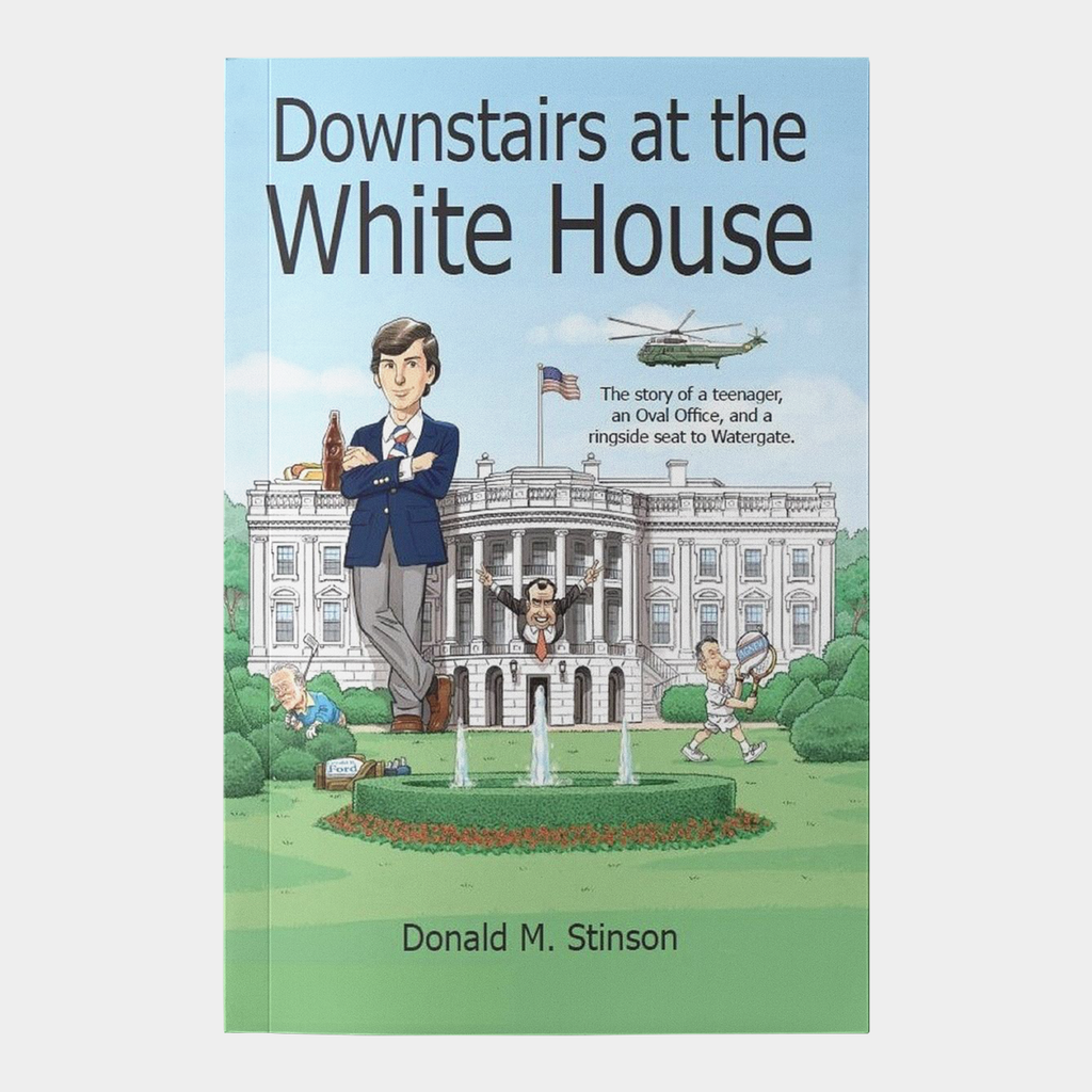 Downstairs at the White House