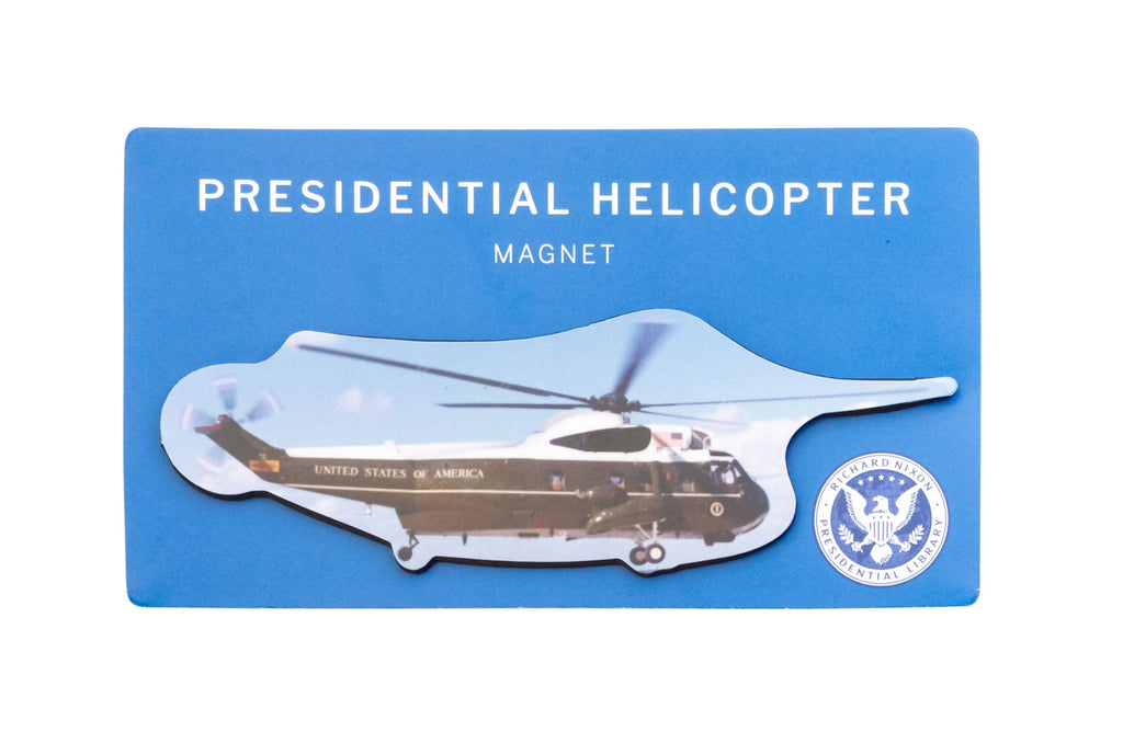 Presidential Helicopter Magnet