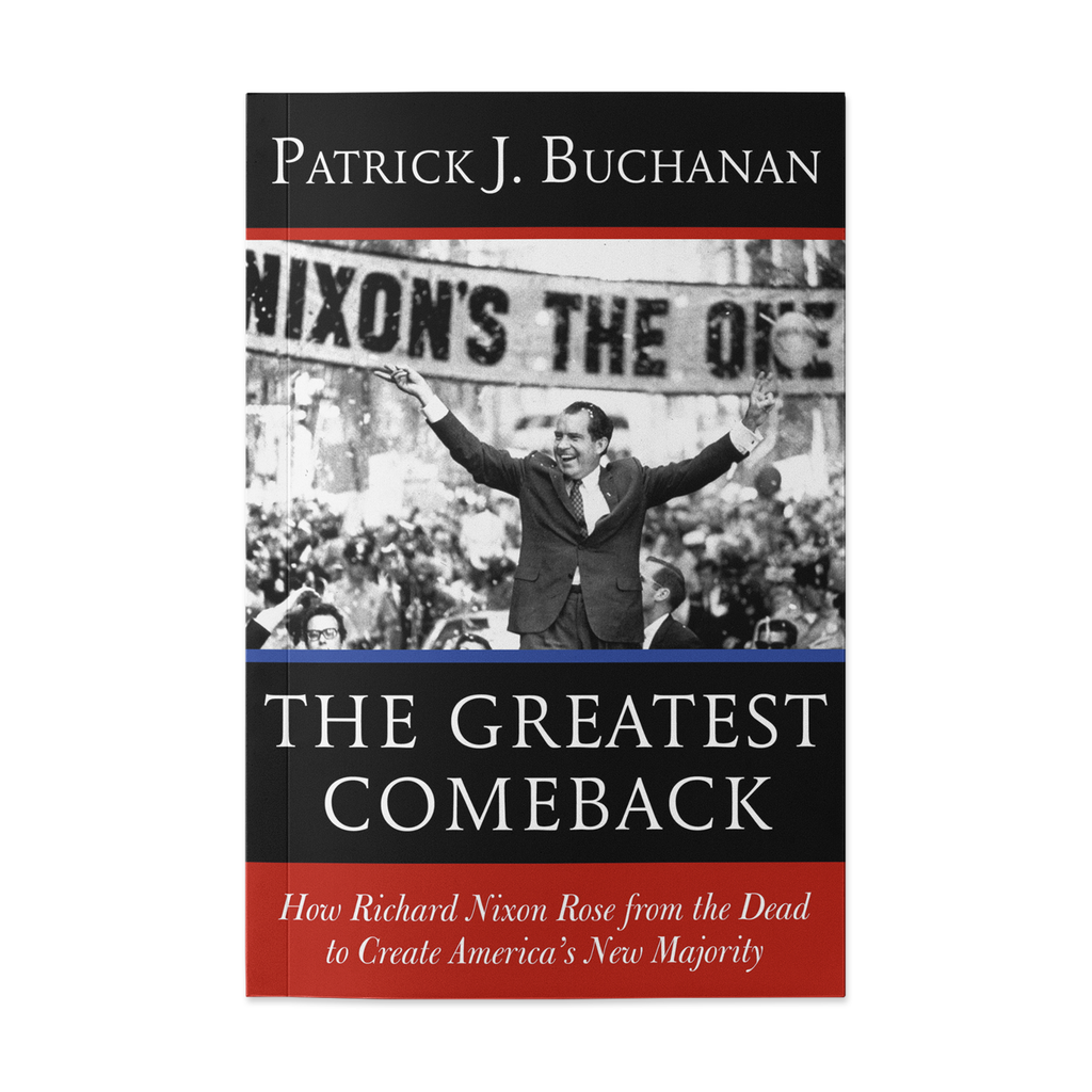 The Greatest Comeback - Paperback