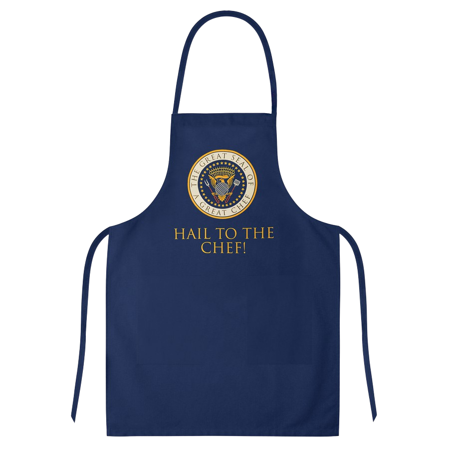 Hail to the Chef Apron