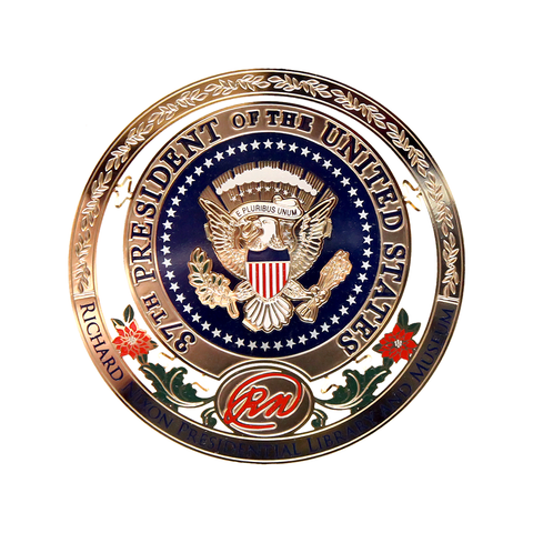 Nixon Library Ornament