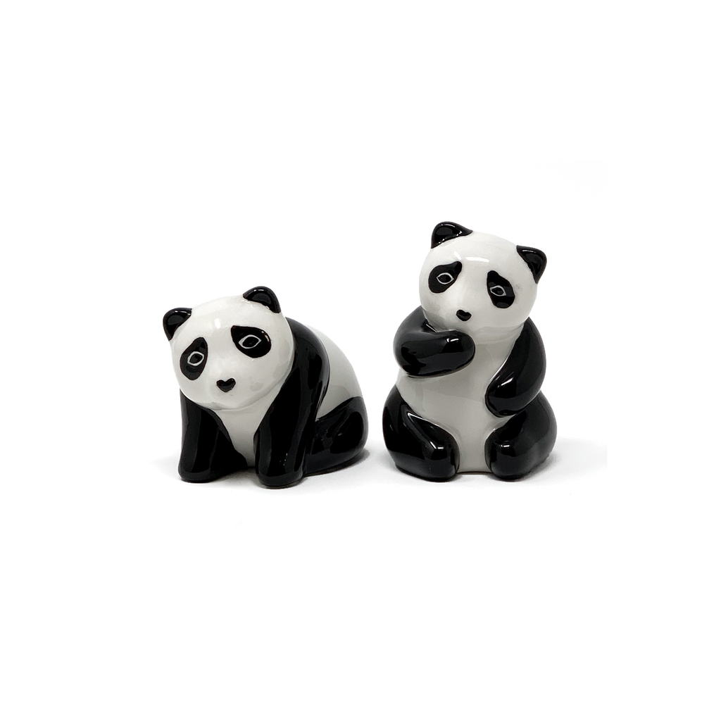 Panda Salt & Pepper Shakers