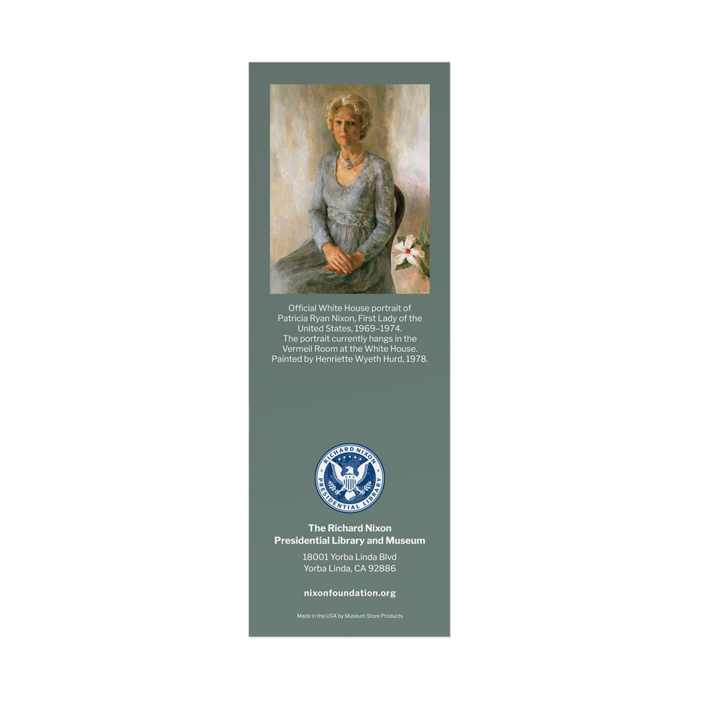 First Lady Patricia Nixon Bookmark