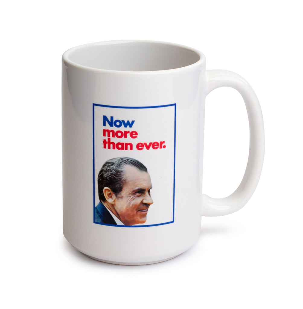 Nixon Now More Than Ever Mug