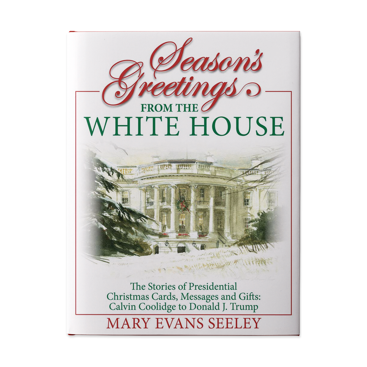 Season's Greetings from the White House
