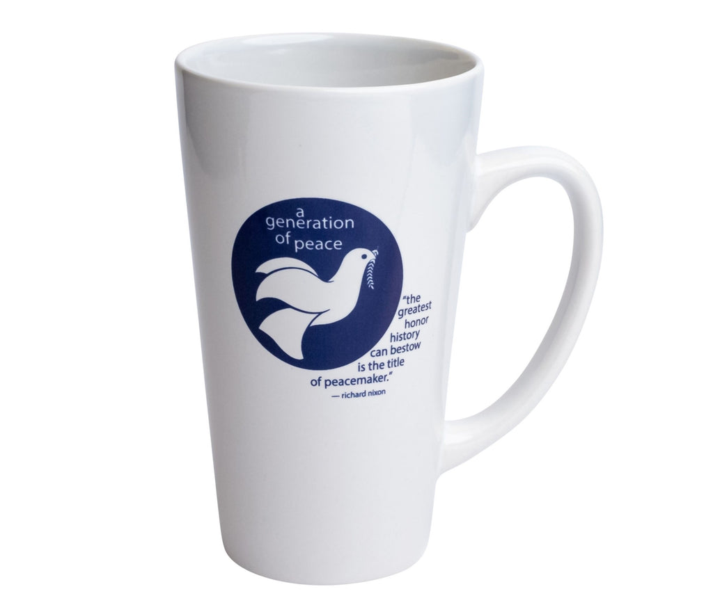 Generation of Peace Mug