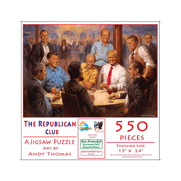 Republican Club Puzzle