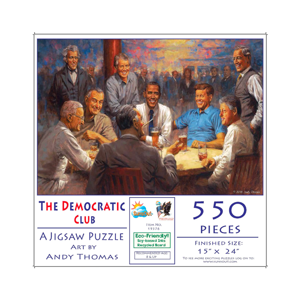 Democratic Club Puzzle