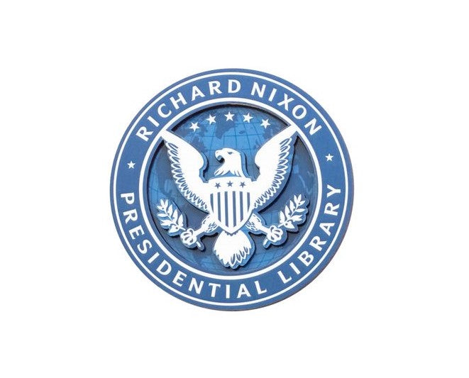 Richard Nixon Presidential Library Magnet