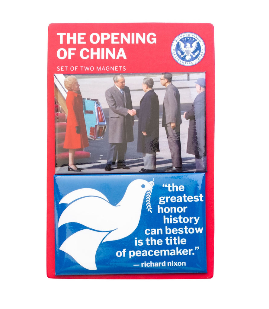 Nixon In China Magnet Set