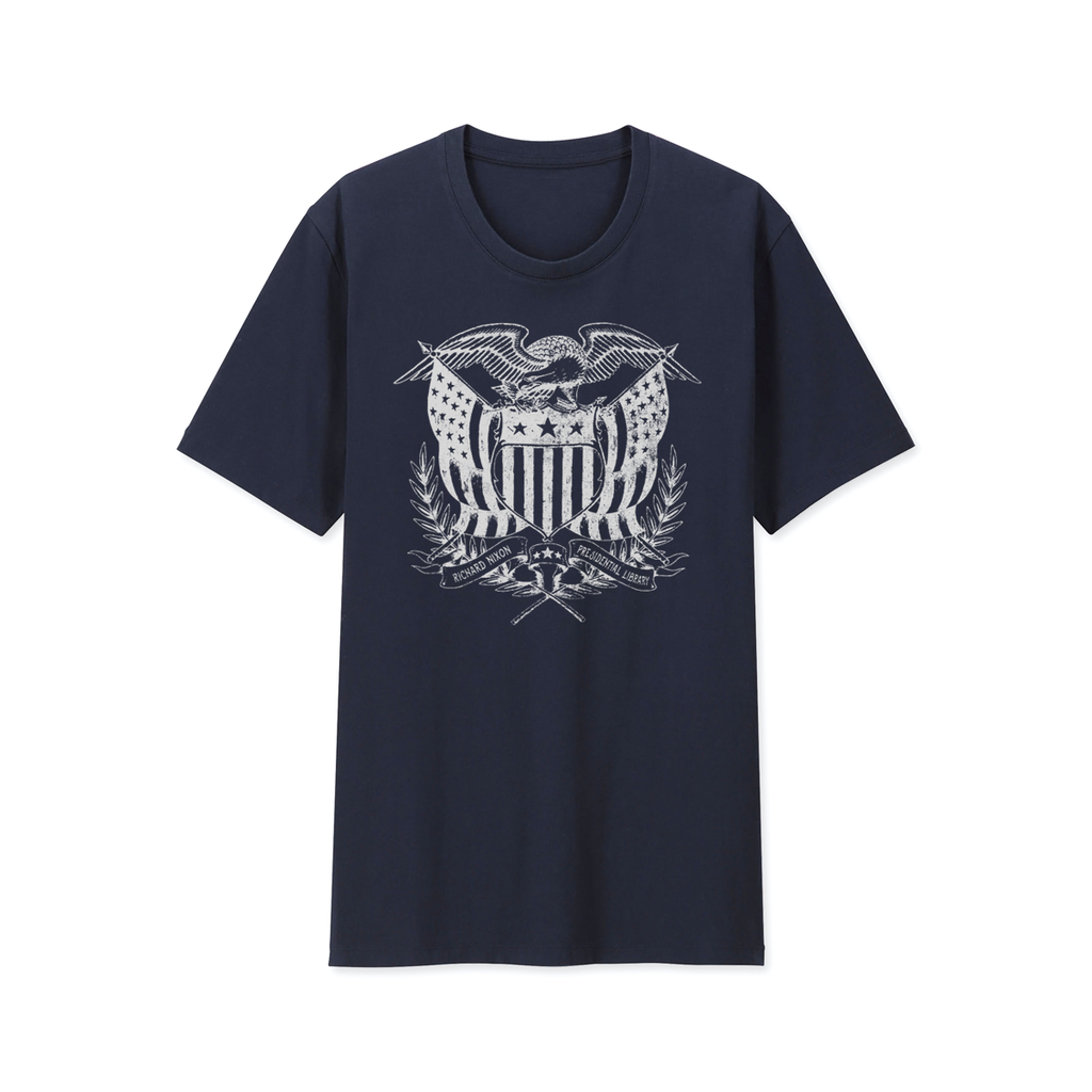 Nixon Library Eagle T-Shirt