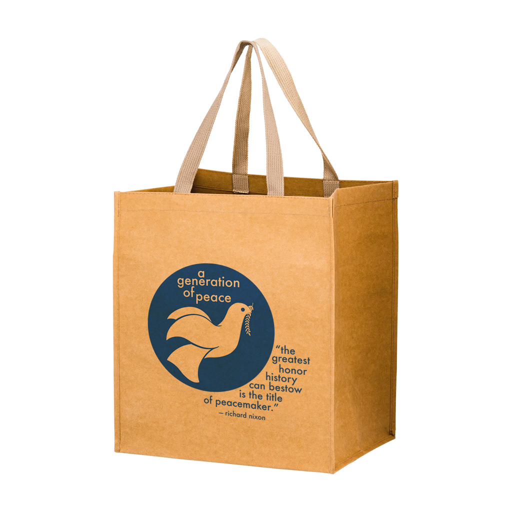 A Generation of Peace Tote