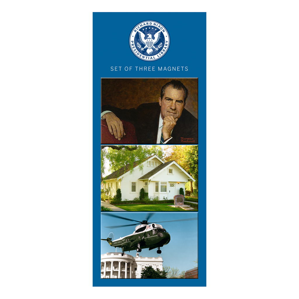 Nixon Library Magnet Set
