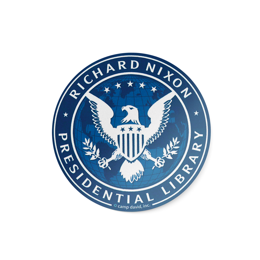 Nixon Library Seal Sticker