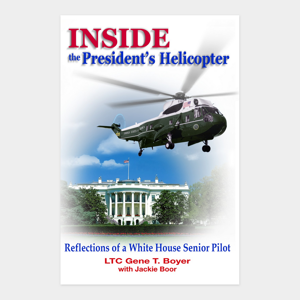Inside the President's Helicopter
