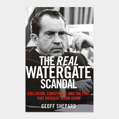 The Real Watergate Scandal