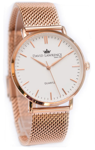 SOVEREIGN 50803-4 by David Lawrence Watches