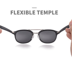 2019 TR90 (Super Flixible) Frame Designer Polarized Sunglasses