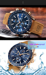 Multi Function Waterproof Sport Watch
