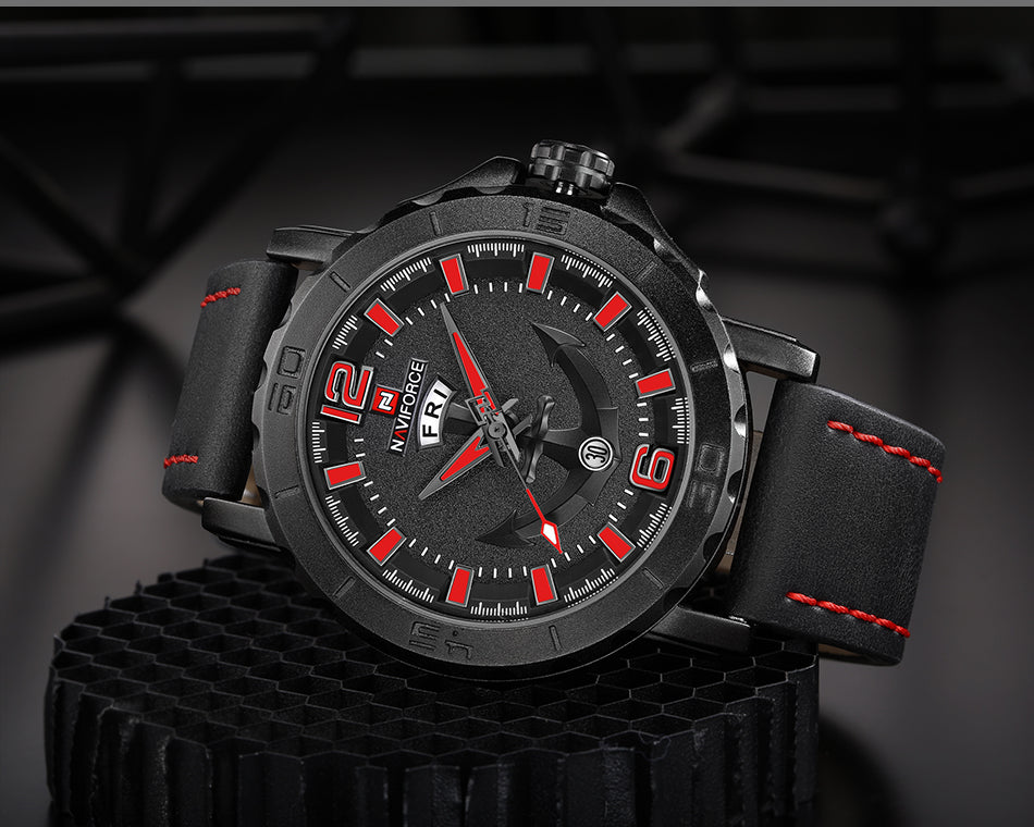 New Naviforce Military Wrist Watch
