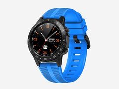 IP67 Water Proof with Heart Rate Tracker & Blood Pressure Monitor Smartwatch