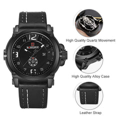Classic Men's Military Watch