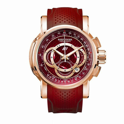Designer Chronograph Sport Watch