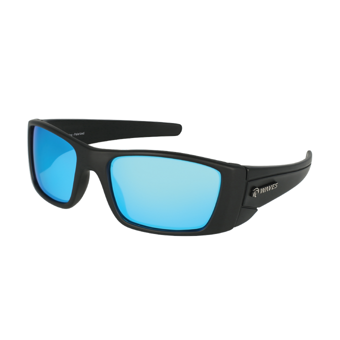 Sport - (Black/Ice Blue)